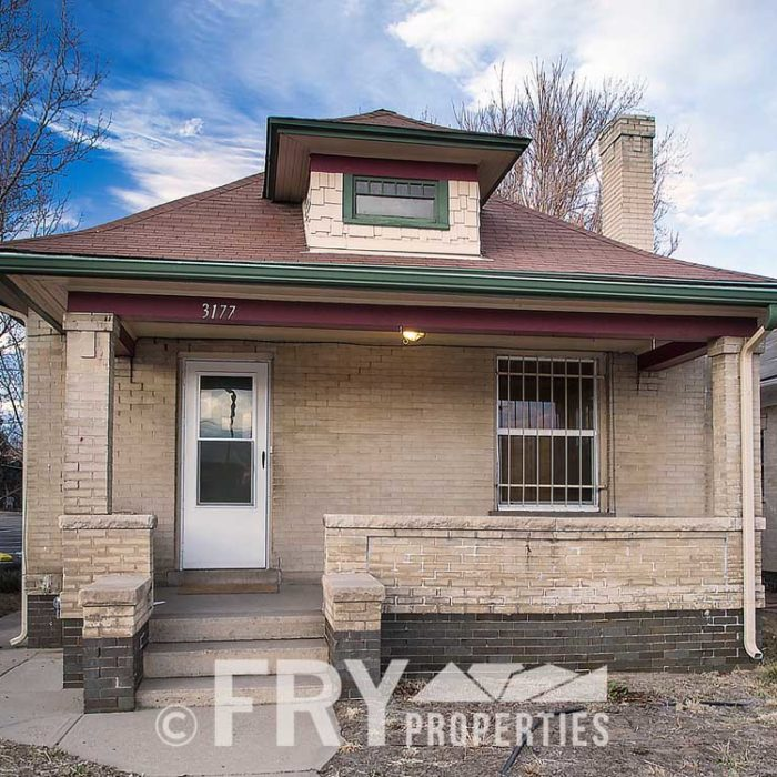 RENTAL: 3177 W 38th Ave