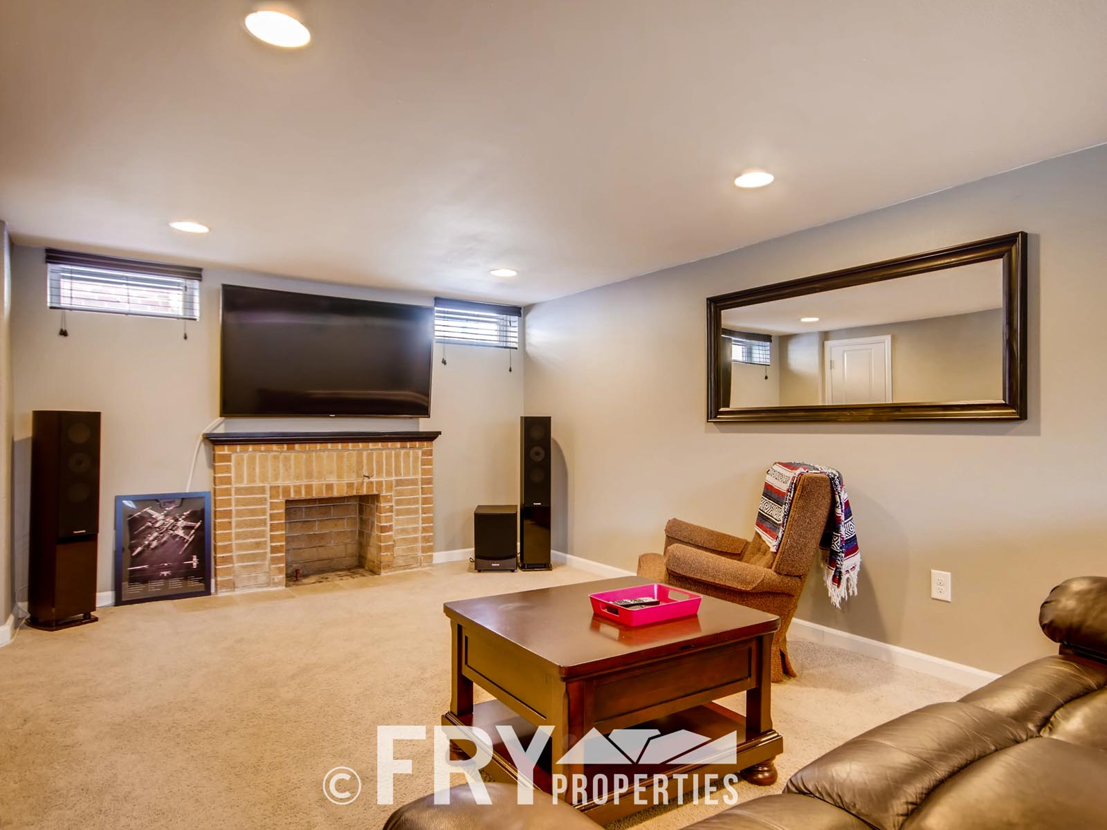 4601 Eliot St Denver CO 80211-print-017-12-Lower Level Family Room-3600x2400-300dpi