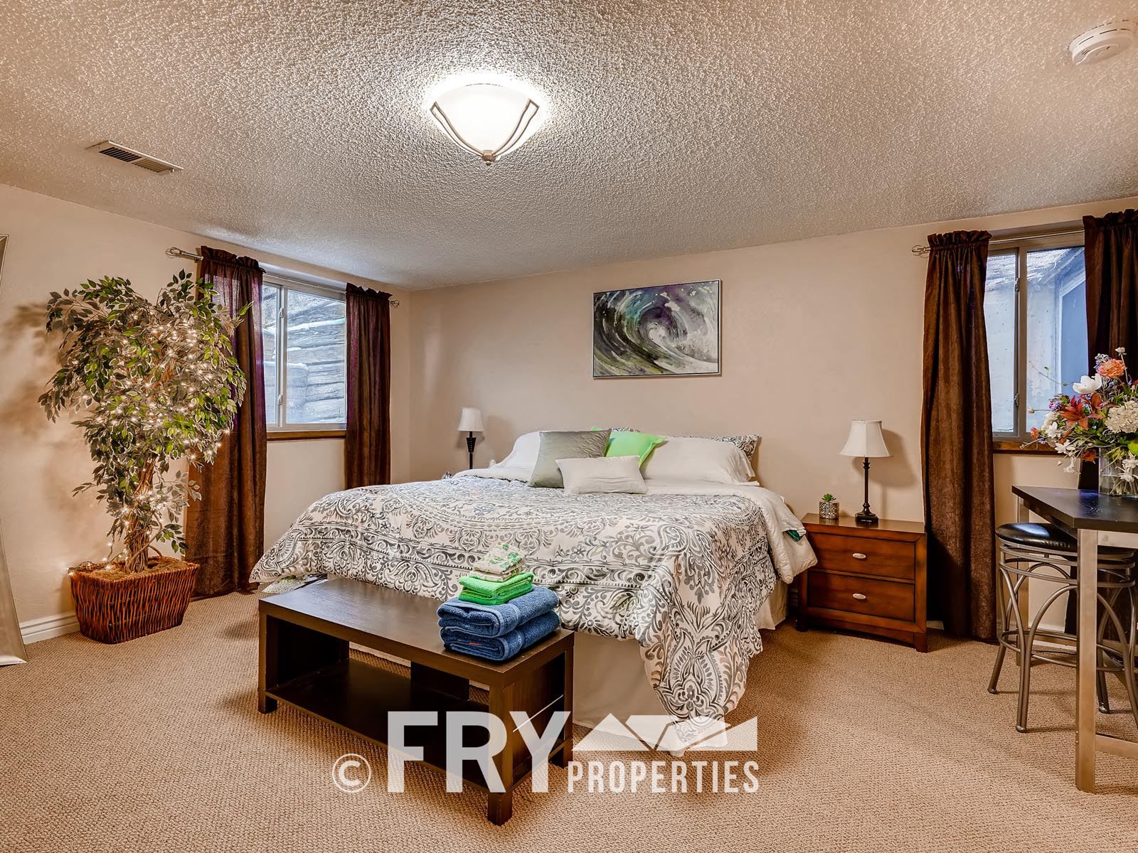 6305 W 6th Ave Unit A6-print-022-27-Lower Level Bedroom-3600x2400-300dpi