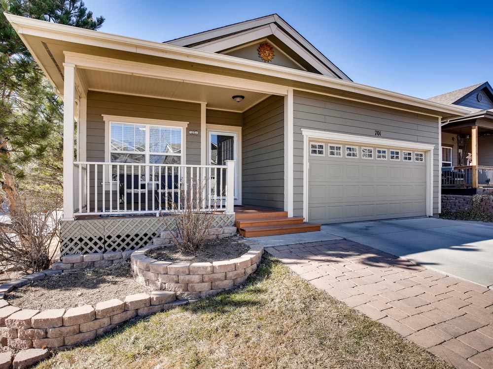 701 Entrada Dr Golden CO 80401 Front