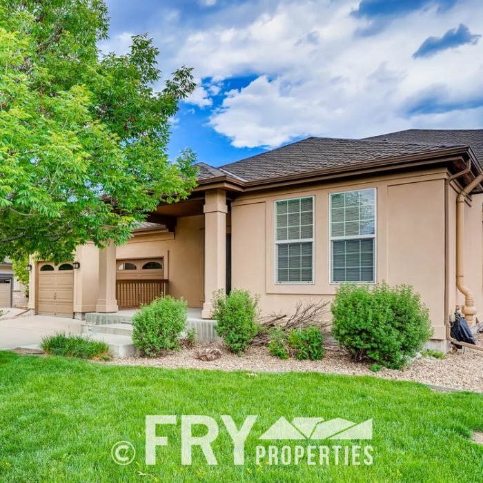 RENTAL: 6692 Gray St Littleton, CO