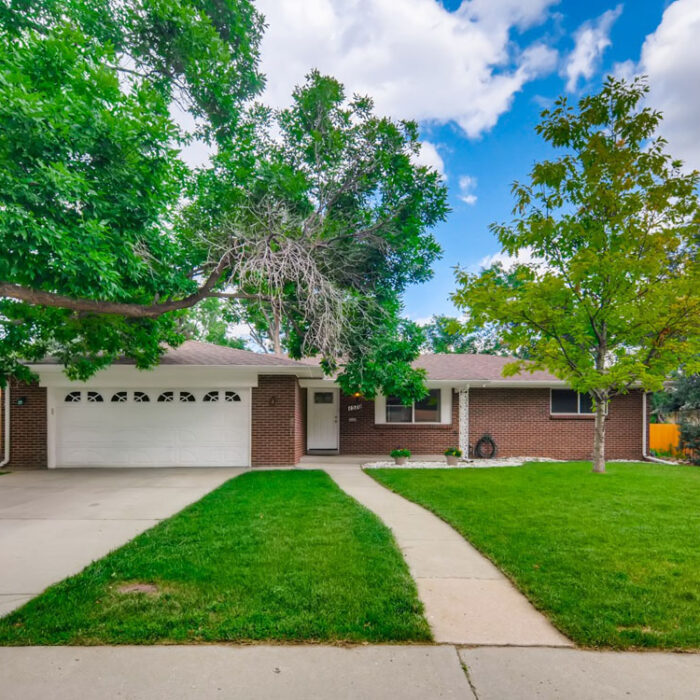 LISTING: 1570 S Kendall St Lakewood CO