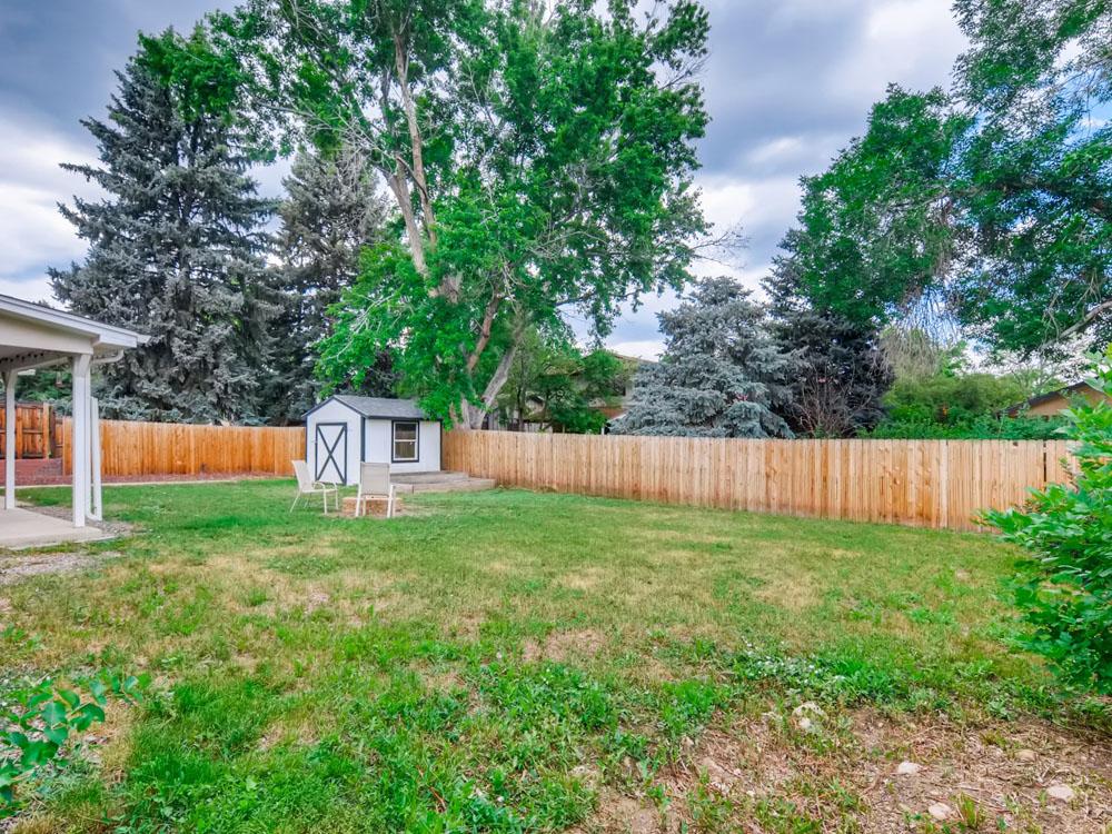 1570 S Kendall St Lakewood CO - Web Quality - 026 - 29 Back Yard